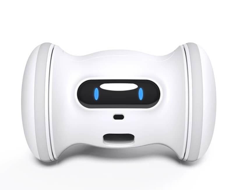 ペットと遊んでくれるスマートロボット「VARRAM PET FITNESS(バレム・ペット・フィットネス)」正面イメージ