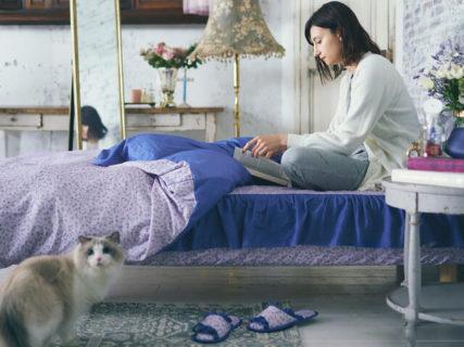 猫と暮らす女性のお部屋をかわいく演出するニャ!コクーニストから秋冬の新作アイテムが登場