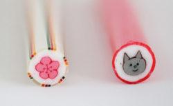 猫や犬の図柄がかわいいキャンディなのニャ!今年もパパブブレから七五三の千歳飴が発売中