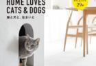 猫とちょうどよい距離感の住まいとは…?雑誌「I'm home」の最新号は犬猫特集ニャ