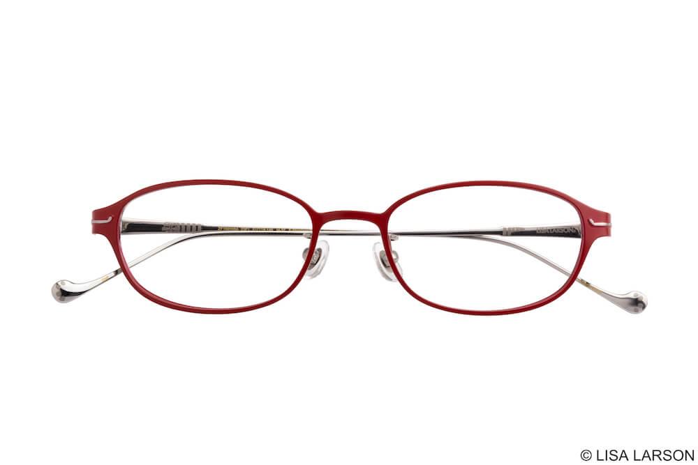 猫のマイキーのメガネ「Wire Craft(ワイヤークラフト)」の「Square」フレーム