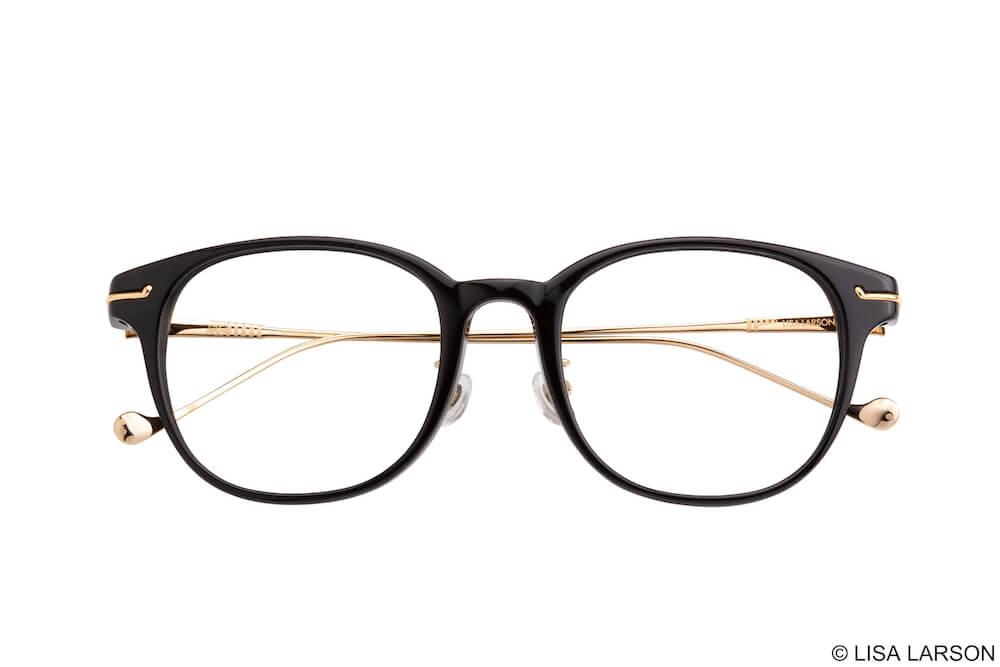 猫のマイキーのメガネ「Wire Craft(ワイヤークラフト)」の「Wellington」フレーム