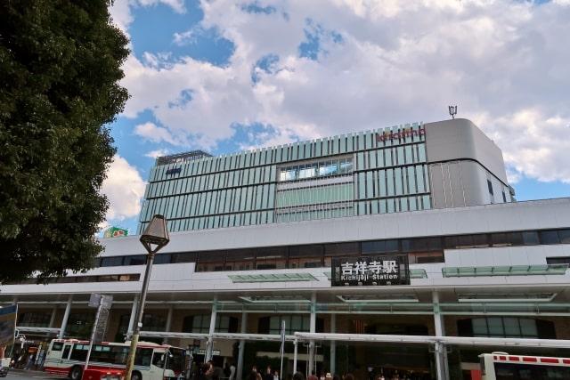 吉祥寺駅の外観イメージ