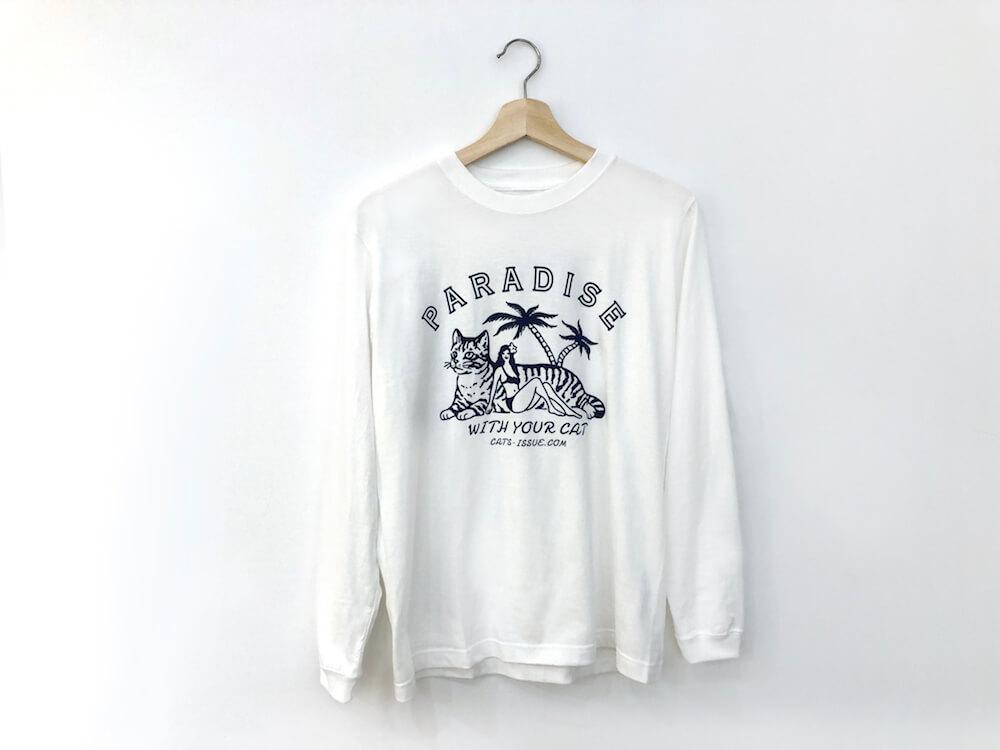 猫のTシャツ by キャッツ・イシューのポップアップストア
