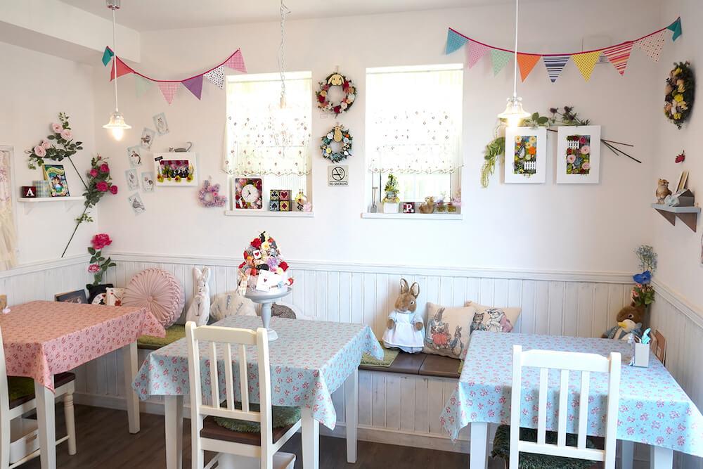 マイペリドットカフェの店内イメージ