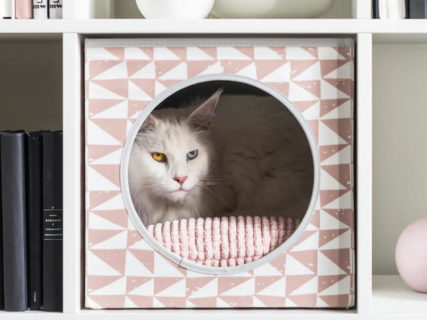 499円の猫ハウスもあるニャ!IKEAのペット用品シリーズ「ルールヴィグ」から新商品が発売