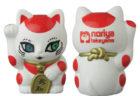 第4弾は招き猫のソフビフィギュア!郵便局専用のカプセルトイ「ガチャポス」が大阪や福岡でも発売