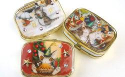 クリスマス限定柄もあるニャ!「猫のダヤン」のワークショップがパーツクラブの店舗で開催