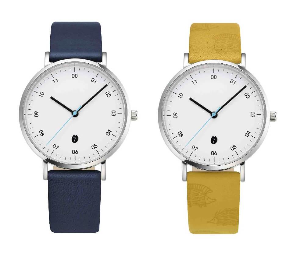 リサ・ラーソンの腕時計「HEDGEHOG」モデル by ノルディックフィーリング