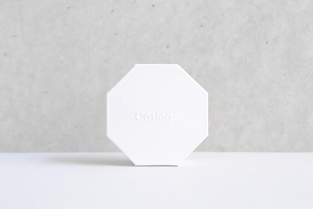 Catlog(キャトログ)の端末を梱包したオリジナルパッケージ