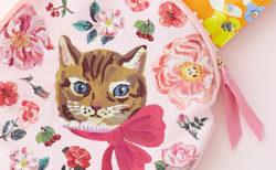 ティーバッグを持ち運べる猫ポーチも発売!「紅茶の日」を記念したティーフェスが開催中