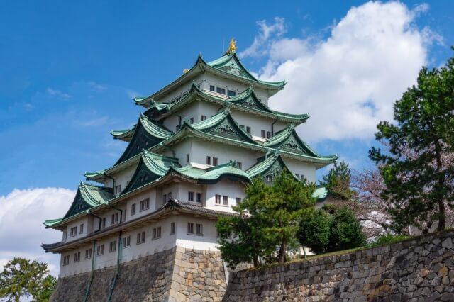名古屋城の外観イメージ