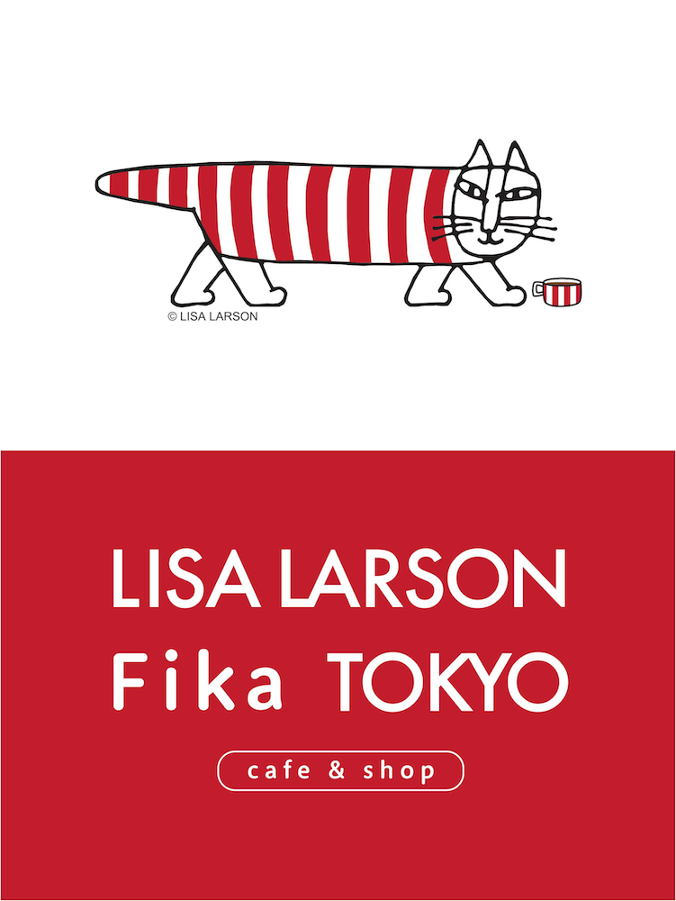LISA LARSON Fika TOKYO
