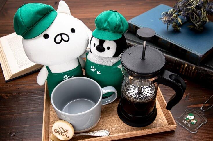 フレンチプレスコーヒー by ねこぺんBOOK CAFE