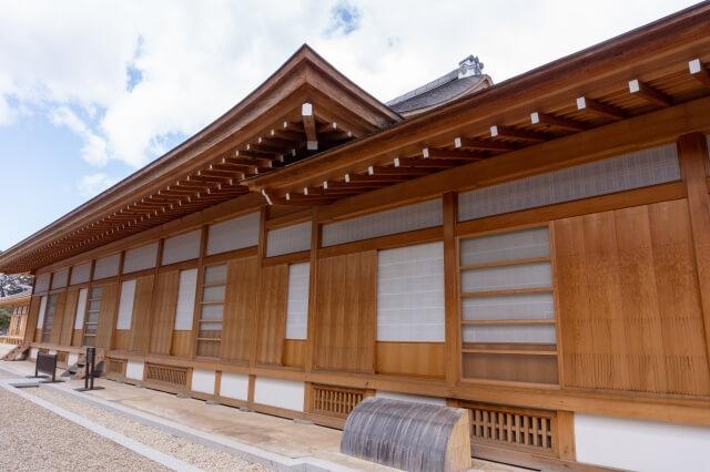 名古屋城 本丸御殿の外観イメージ