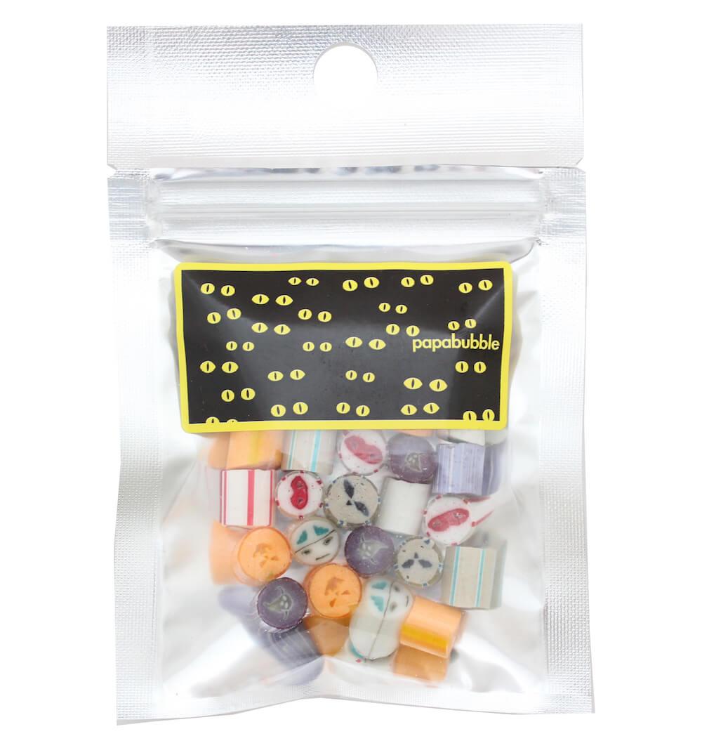 暗闇ミックスキャンディの商品パッケージ by パパブブレ