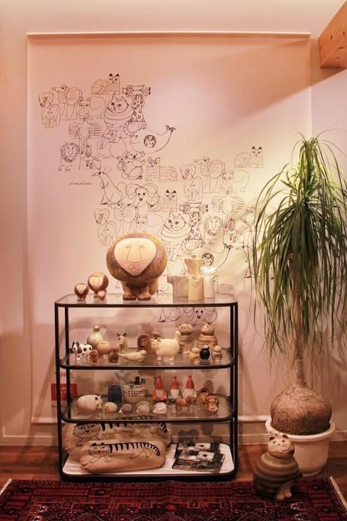 リサ・ラーソンの動物陶芸作品を展示 by LISA LARSON Fika TOKYO