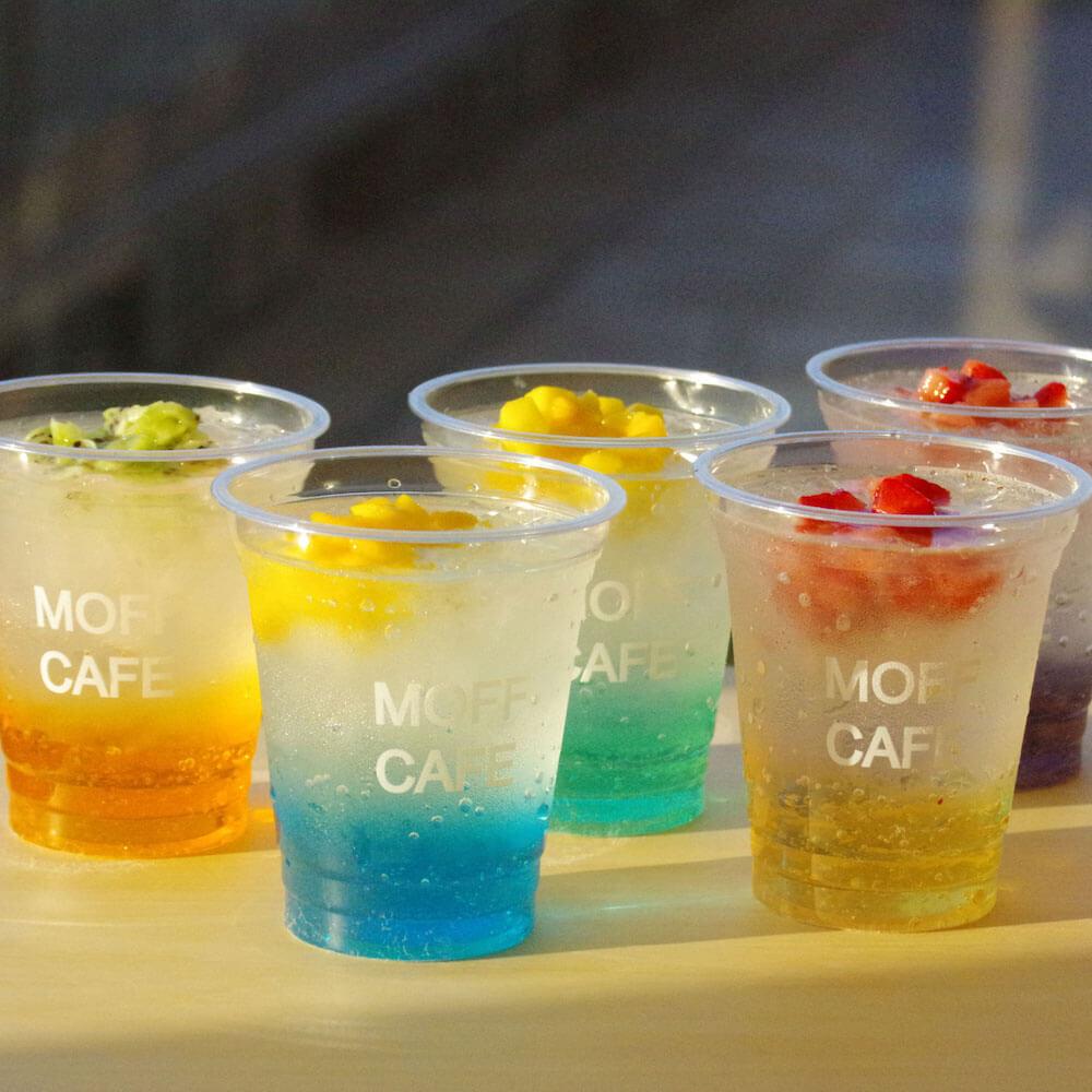 Moff シャインゼリーソーダ by 猫カフェ「Moff animal cafeグランベリーパーク店」