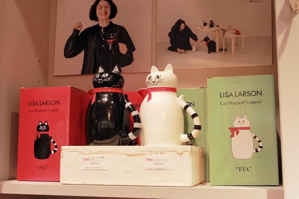 リサ・ラーソンの雑貨を販売 by LISA LARSON Fika TOKYO