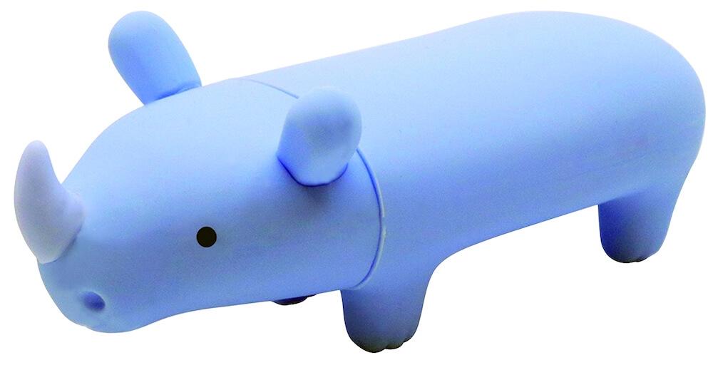 動物ハンコ収納ケース・パペッタの「さい」モデル
