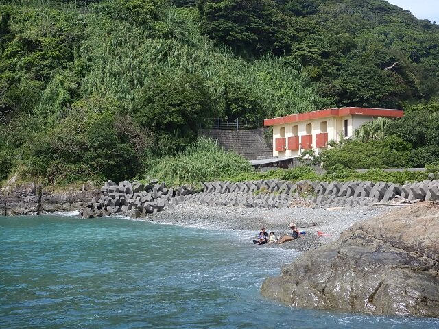大分県の最南端に位置する猫島「深島(ふかしま)」