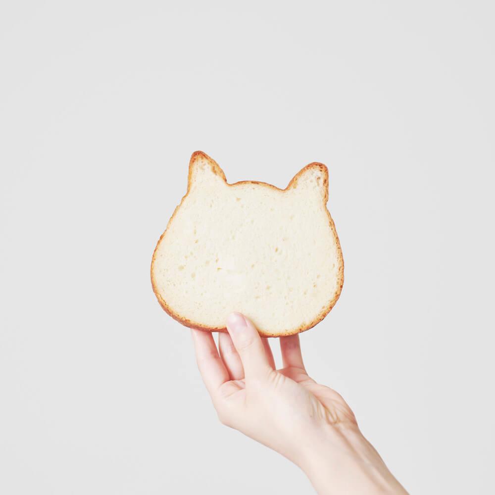 高級食パン専門店「ねこねこ食パン」の製品イメージ