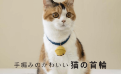 30種類以上のデザインを収録!初めてでも愛猫の首輪を作れる書籍「手編みのかわいい猫の首輪」