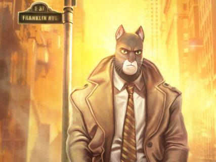 主人公はカリスマの猫探偵!50年代のNYを舞台に暗い闇を暴いていくゲーム「Blacksad」