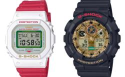 カシオ計算機が本気を出してきたぞッ…!人気腕時計「Gショック」から招き猫モチーフの新モデルが登場