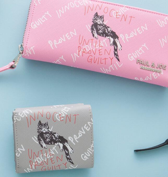 INNOCENT CAT(イノセントキャット)の長財布&ミニ財布 by PAUL & JOE ACCESSOIRES(ポール & ジョー アクセソワ)