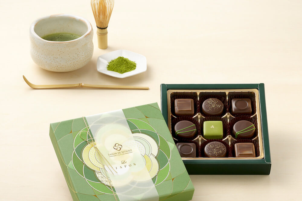 日本の四季を表現するチョコレートブランド「セゾン ド セツコ」