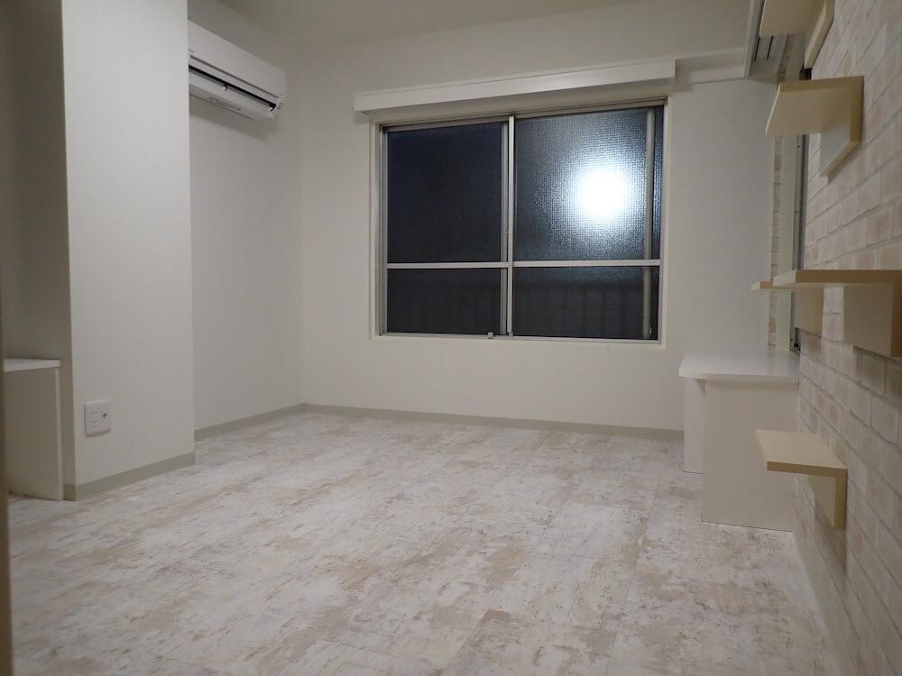 目黒の猫共生住宅 八木ビル203号室の室内イメージ by ねことすまふ
