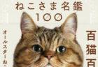 こんな写真集を待っていたニャ!人気猫のプロフィールが分かる「ねこさま名鑑100」