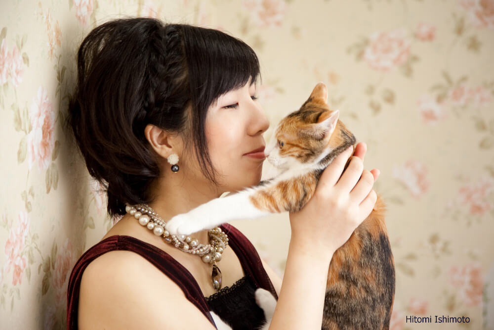 ピアニスト・作編曲家の石本仁美さん