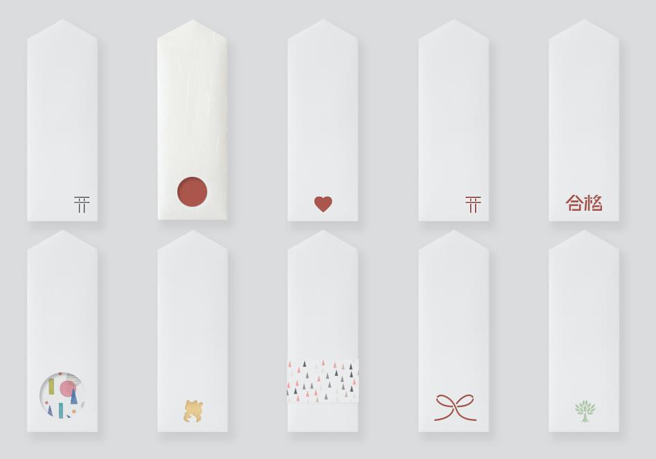 神社の御札を好きな場所に貼れる「貼る神棚」の豊富なデザインラインナップ