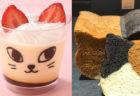 猫プリンに三毛猫パン、猫庭ショップも出現!大丸梅田店が全館で「ねことしあわせDAYS」を開催