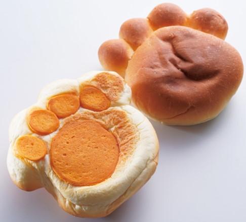 肉球パン by 大丸東京店の地階にあるポールボキューズベーカリー
