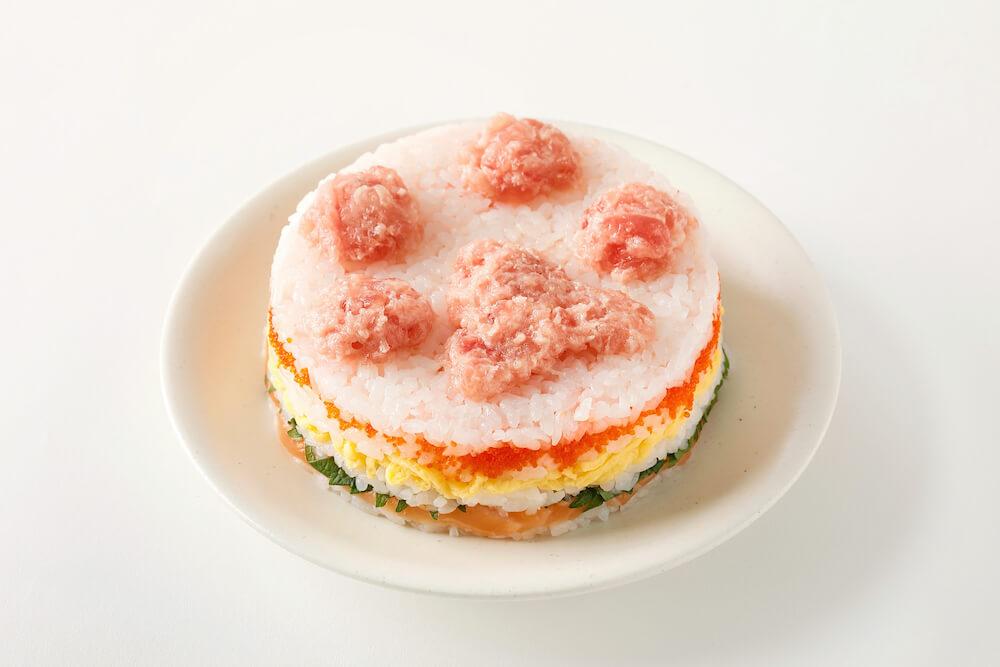 にゃらんのおててちらし by 魚力海鮮寿司