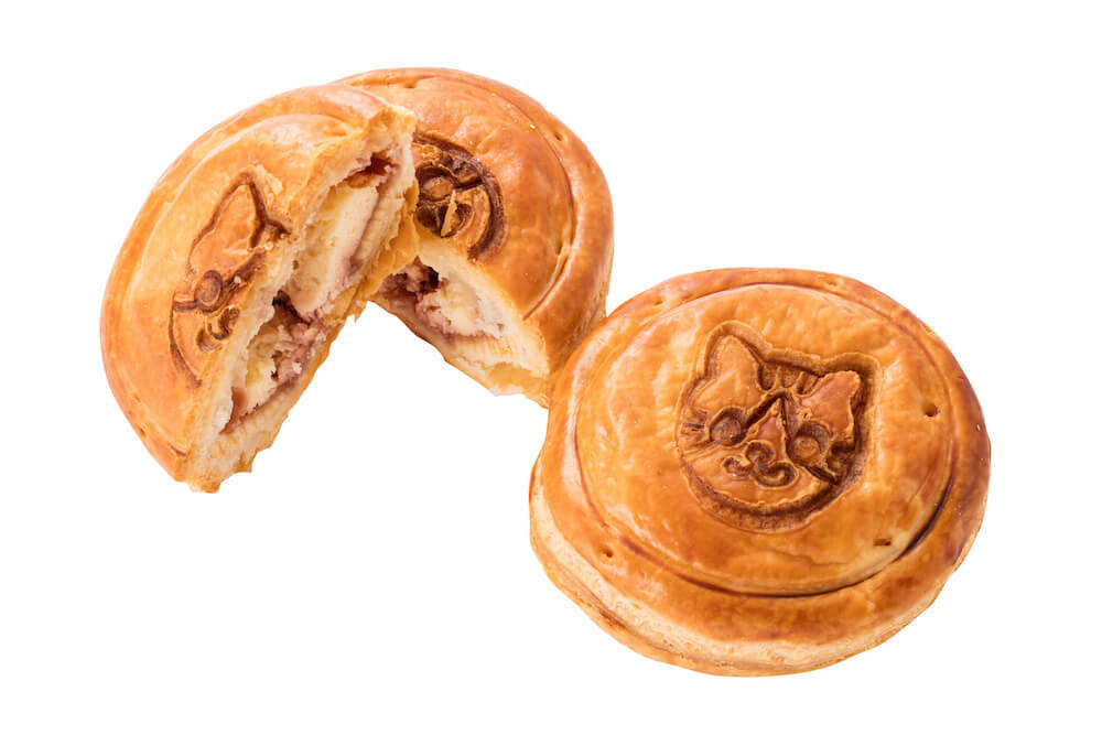 にゃらんのラズベリーとクリームチーズパイ by 神戸牛のミートパイ