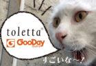話題のスマート猫トイレを独占販売!ホームセンターグッデイの猫企画「やっぱりネコがすきっ!」