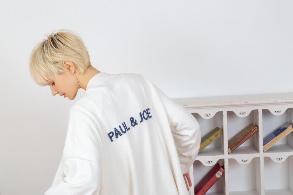 PAUL & JOE(ポールアンドジョー)の春夏コレクション、ホームウェアライン