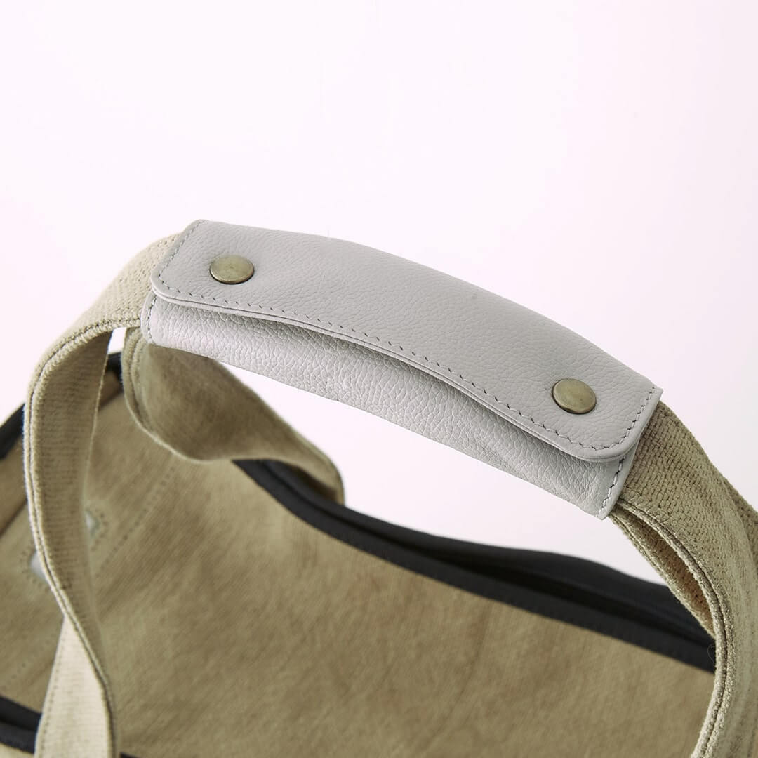 Neko Carry Bag(ネコキャリーバッグ)のハンドル部分