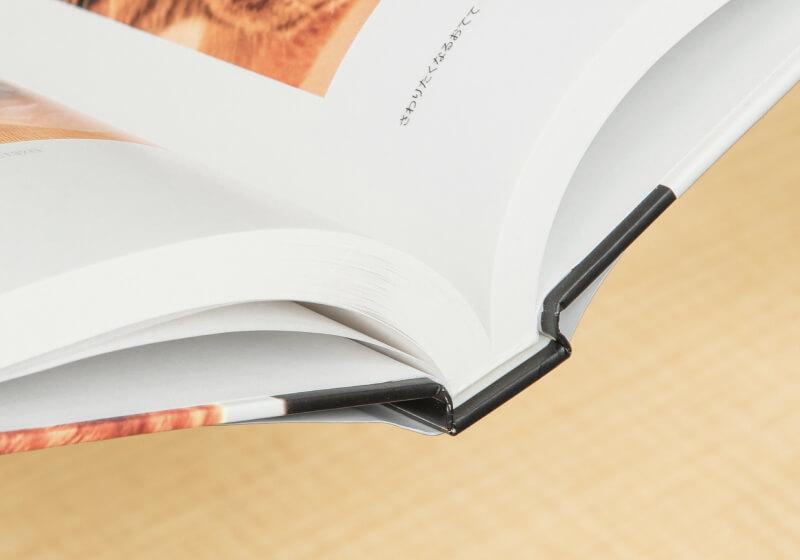 大日本印刷による本格的な仕上げのペット用フォトブック