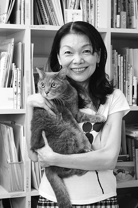 絵本作家、詩人、翻訳家の石津ちひろさん