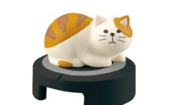 ロボット掃除機にのった猫は好きですか…?机の上をハッピーにしてくれる楽しい猫グッズ2選
