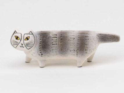 温もりを感じるお洒落なオブジェ♪ 猫のマイキーのパパ「マックス」にグレーカラーが登場