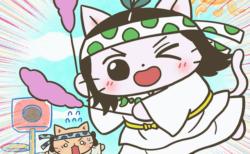 アニメ「ねこねこ日本史」の第5期がスタート!主題歌はGirls²、ASOBOiSM、近藤利樹らが担当
