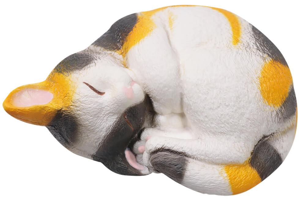 猫のスクイーズ「ウィーアーザキャット(まるネコ)タマ」 by BLOOM