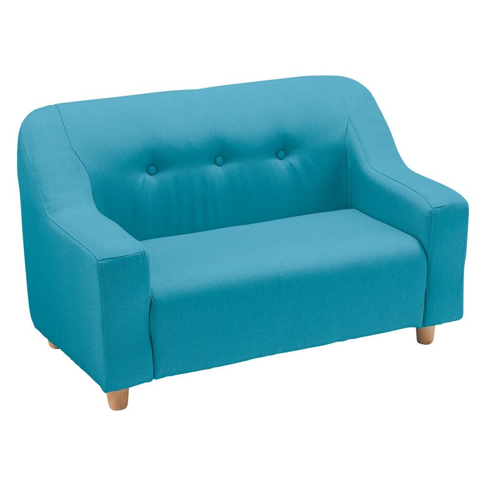 ディノスのペット用ソファ(大サイズ) ブルーカラー