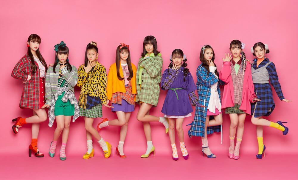 次世代ガールズ・パフォーマンスグループ「Girls²(ガールズガールズ)」